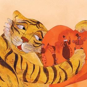 Le tigre amoureux